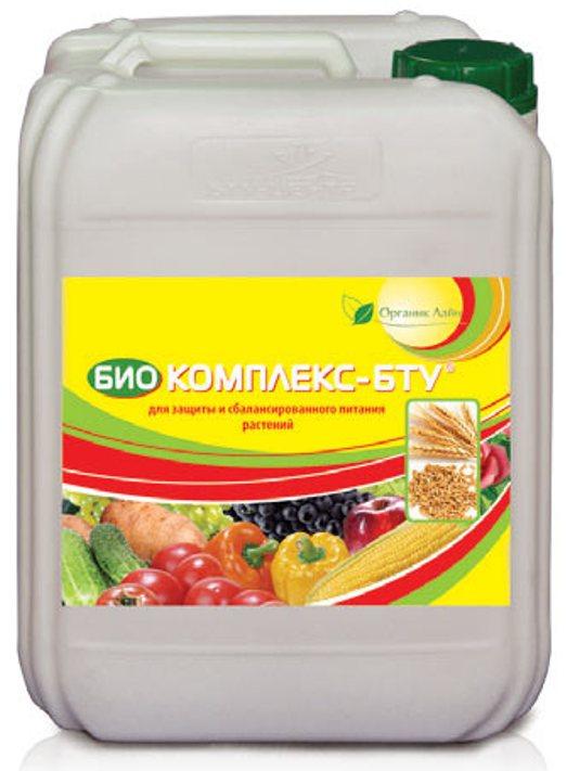 БИОКОМПЛЕКС-БТУ для защиты и питания
