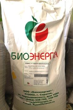 Премикс витаминно-минеральный (ПВМ 60-2) Nano mix