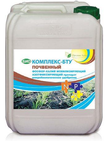 Почвенный БиоNPK